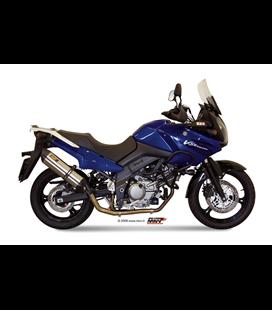 SUZUKI DL V-STROM 650 2004 - 2006 SUONO INOX COPA CARBONO MIVV