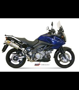 SUZUKI DL V-STROM 1000 2002 - 2013 OVAL TITANIO MIVV