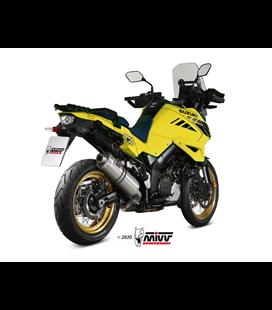 SUZUKI DL V-STROM 1050 / XT 2020 - OVAL INOX/ST. STEEL MIVV