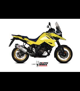 SUZUKI DL V-STROM 1050 / XT 2020 - OVAL TITANIO COPA CARBONO MIVV