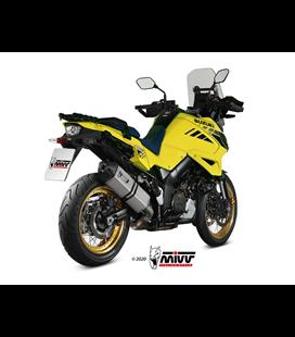 SUZUKI DL V-STROM 1050 / XT 2020 - SPEED EDGE INOX COPA CARBONO MIVV