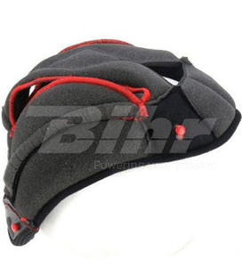 INTERIOR SUPERIOR BELL RS-1 X-STATIC COLOR NEGRO