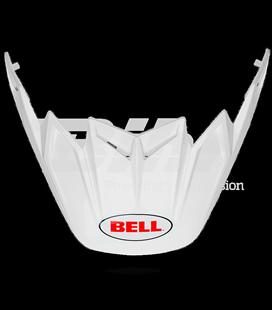 VISERA BELL MOTO-9 BLANCO