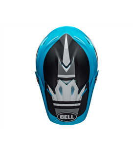 VISERA BELL MOTO-9 MIPS PROPHECY BLANCO/NEGRO/AZUL