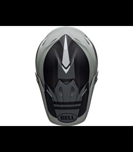 VISERA BELL MOTO-9 MIPS PROPHECY GRIS/NEGRO/BLANCO