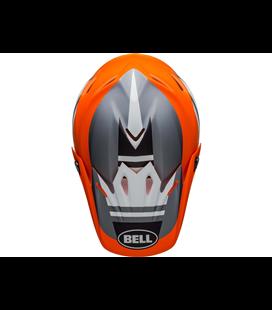 VISERA BELL MOTO-9 MIPS PROPHECY NARANJA/NEGRO/GRIS