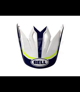 VISERA CASCO BELL MX-9 MIPS TORCH BLANCO/AZUL/AMARILLO