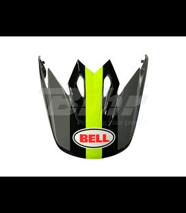 VISERA CASCO BELL MX-9 MIPS MARAUDER AMARILLO/NEGRO