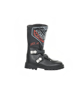 BOTAS RST JUNIOR MX II NEGRO