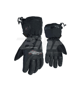 GUANTES CALEFACTABLES (HOMBRE) RST PARAGON THERMO. WP NEGRO