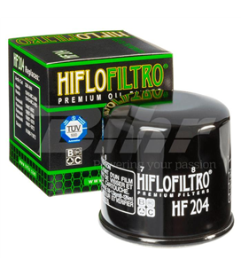 Filtro de aceite Hiflofiltro HF204C