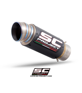 KAWASAKININJA ZX-6R 636 (2019 - 2021) SILENCIADOR GP70-R SC PROJECT