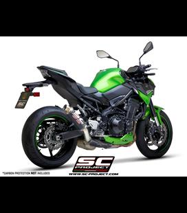 KAWASAKIZ 900 (2020-2021) - EURO 5 SILENCIADOR GP-M2 SC PROJECT