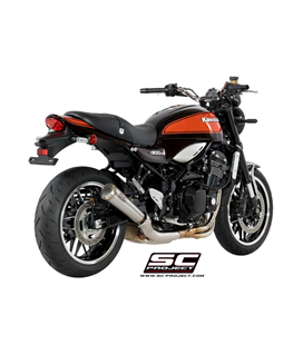 KAWASAKI Z 900 RS (2018 - 2021) - CAFE SILENCIADOR CONIC 70'S SC PROJECT