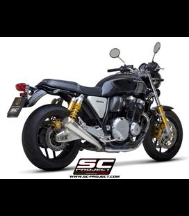 HONDACB1100 (2017 - 2020) - RS - EX PAR DE SILENCIADORES CONIC 70'S ACERO INOX SC PROJECT