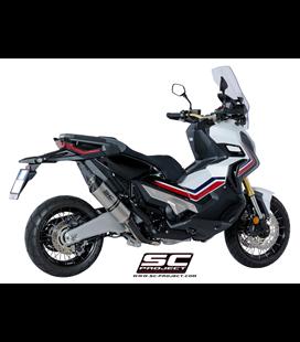 HONDAX-ADV 750 (2017 - 2020) SILENCIADOR OVAL TITANIO SC PROJECT