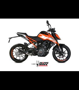 KTM 125 DUKE 2017 - X-M1 BLACK MIVV