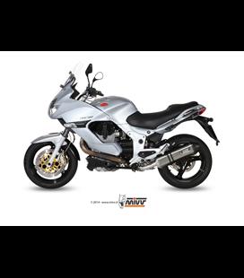 MOTO GUZZI NORGE 1200 2006 - 2008 SPEED EDGE INOX COPA CARBONO MIVV