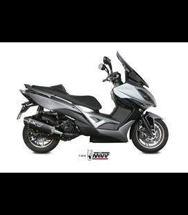 KYMCO XCITING 500 2013 - 2014 SPEED EDGE BLACK MIVV