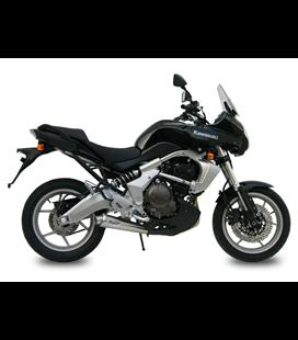 KAWASAKI VERSYS 650 2006 - 2014 X-CONE INOX/ST. STEEL MIVV