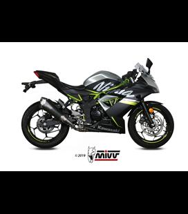 KAWASAKI NINJA 125 2019 - DELTA RACE BLACK MIVV