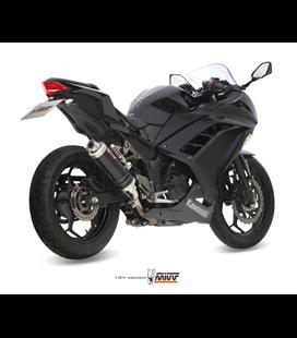 KAWASAKI NINJA 300 2013 - 2016 GP BLACK MIVV