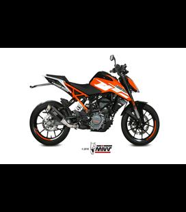 KTM 125 DUKE 2017 - GPPRO CARBONO COPA CARBONO MIVV