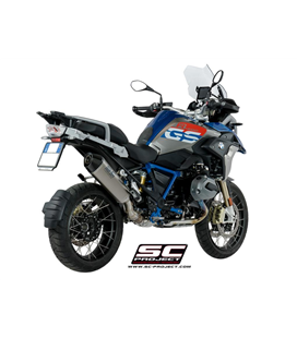 BMW R 1200 GS (2013 - 2016) - ADVENTURE SILENCIADOR X-PLORER TITANIO SC PROJECT