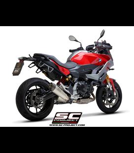 BMWF 900 R (2020-2021) SILENCIADOR CONICO TITANIO SC PROJECT