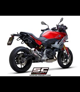 BMWF 900 XR (2020-2021) SILENCIADOR CONICO CARBONO SC PROJECT