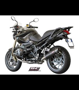 BMWR 1200 R (2011 - 2014) SILENCIADOR OVAL CARBONO SC PROJECT
