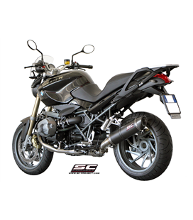 BMWR 1200 R (2011 - 2014) SILENCIADOR OVAL TITANIO SC PROJECT