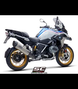 BMWR 1250 GS (2019 - 2020) - ADVENTURE - EURO 4 SILENCIADOR ADVENTURE TITANIO SC PROJECT