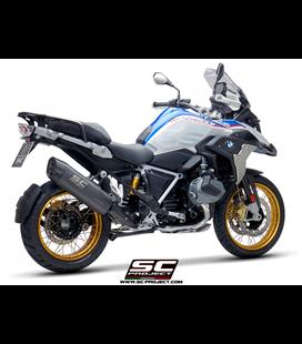 BMWR 1250 GS (2020 - 2021) - ADVENTURE - EURO 5 SILENCIADOR ADVENTURE TITANIO GRIS MATE SC PROJECT