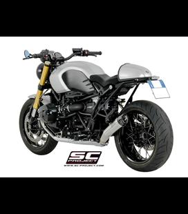BMWR NINE T (2014 - 2016) SILENCIADOR CONICO GP-TECH SC PROJECT