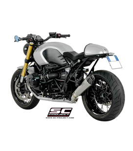 BMWR NINE T (2014 - 2016) SILENCIADOR CONICO TITANIO SC PROJECT