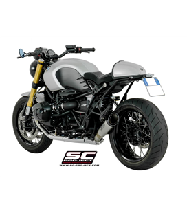 BMWR NINE T (2014 - 2016) SILENCIADOR S1 TITANIO SC PROJECT