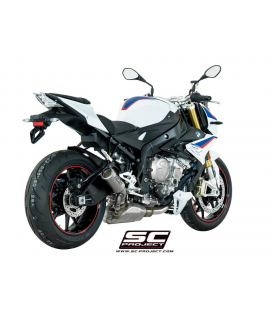 BMW S 1000 R (2017 - 2020) SILENCIADOR CR-T CARBONO SC PROJECT