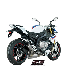 BMWS 1000 R (2017 - 2020) SILENCIADOR CR-T TITANIO SC PROJECT