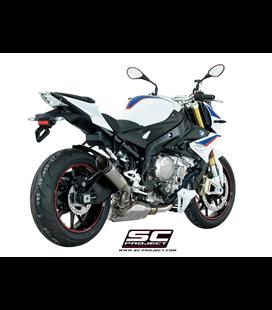 BMWS 1000 R (2017 - 2020) SILENCIADOR S1 TITANIO SC PROJECT
