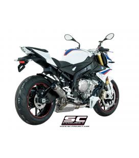 BMWS 1000 R (2017 - 2020) SILENCIADOR GP70-R TITANIO SC PROJECT