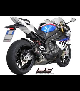 BMWS 1000 RR (2010 - 2014) - HP4 SILENCIADOR GP-M2 CARBONO SC PROJECT
