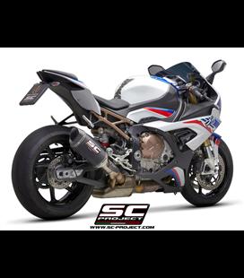 BMWS 1000 RR (2020 - 2021) - EURO 5 SILENCIADOR SC1-M CARBONO SC PROJECT