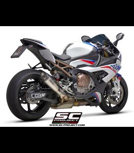 BMWS 1000 RR (2020 - 2021) - EURO 5 SILENCIADOR S1 TITANIO SC PROJECT