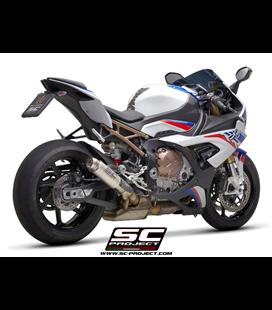 BMWS 1000 RR (2020 - 2021) - EURO 5 SILENCIADOR GP70-R TITANIO SC PROJECT