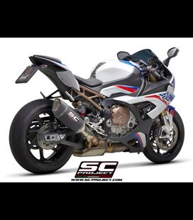 BMWS 1000 RR (2020 - 2021) - EURO 5 SISTEMA DE ESCAPE COMPLETO 4-1 SC1-R CARBONO SC PROJECT