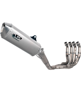 YAMAHA YZF-R6 600 2006 - 2016 EXHAUST FULL SYSTEM STAINLESS STEEL FORCE SILENCER