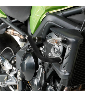 TRIUMPH STREET TRIPLE 675 0712 DEFENSAS GIVI
