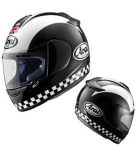CASCO ARAI CHASER-V PHIL READ BLANCO
