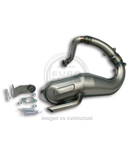 ESCAPE MALOSSI POWER EXHAUST PIAGGIO APE 50
